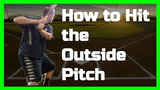Baseball Hitting | How to Hit the Outside Pitch