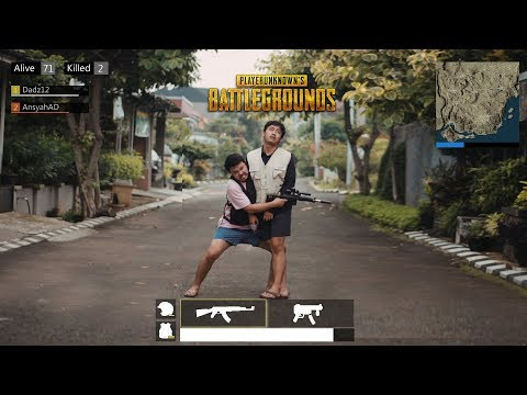 PUBG IN REAL LIFE #4 - AFK Teammate