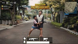 Video PUBG IN REAL LIFE #4 - AFK Teammate MP3, 3GP, MP4, WEBM, AVI, FLV April 2019