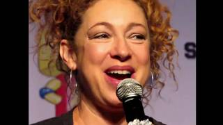 Watch Alex Kingston (River Song) react live -- with a room full of Doctor Who fans -- to the Jodie Whittaker, #DoctorWho13 announcement during Raleigh ...