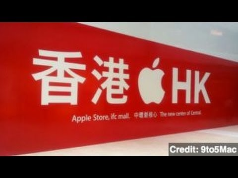 China Cracks Down on Apple as Company Issues Apology