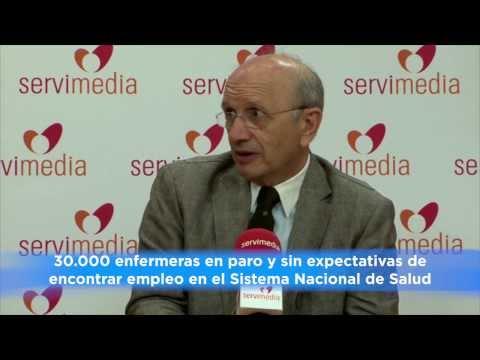 Máximo González Jurado: los recortes sanitarios pueden causar mas muertes por falta de asistencia