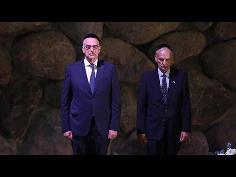 Δένδιας από Ισραήλ: Να δοθεί ένα σαφές μήνυμα στους Τούρκους…