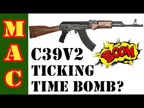 C39V2 AK - Ticking Time Bomb? With Rob Ski