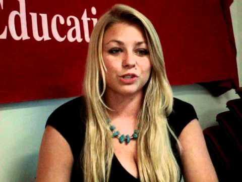 Study Abroad Peer Advisor Interview 1--Christina Harzer