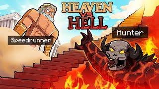 Manhunt HEAVEN or HELL! (Speedrunner vs Hunter)