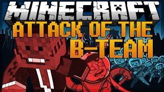 Minecraft: B-TEAM RETURNS! Attack of the B-Team Modded Survival #8