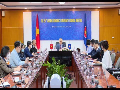 Hội nghị Hội đồng Cộng đồng Kinh tế ASEAN lần thứ 20