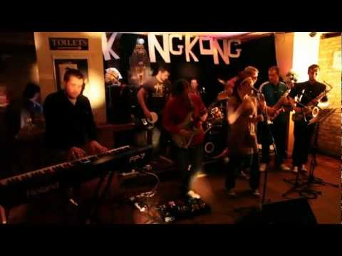 Rebecca Gresty live at the King Kong Club