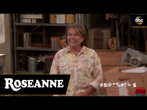 Roseanne - Blooper Reel