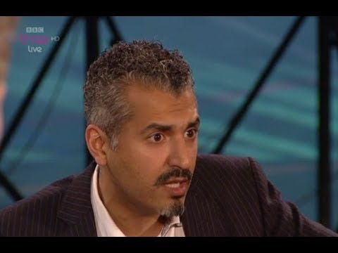 BBC3 'Free Speech' 'Can you be Gay and Muslim?' Maajid Nawaz vs Abdullah al Andalusi