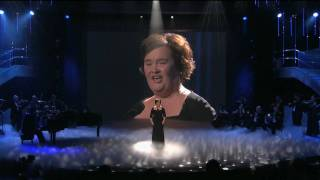 Susan Boyle sings Wild Horses on America's Got Talent 2009