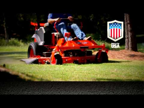 Bad Boy Mowers Comfort Commercial!