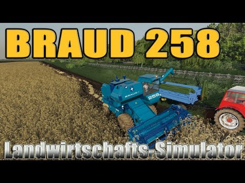 BRAUD 258 v1.5