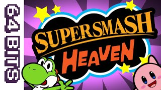 64 Bits - Super Smash Heaven (Rhythm Heaven x Smash Bros Animation)