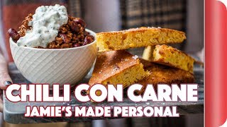 BIG FLAVOUR Chilli Recipe | Jamie's Made Personal by SORTEDfood