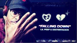 It Actually Dropped | Lil Peep & Xxxtentacion - Falling Down | Reaction