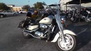6. 103111 - 2007 Suzuki Boulevard C90 - VL1500 - Used Motorcycle For Sale