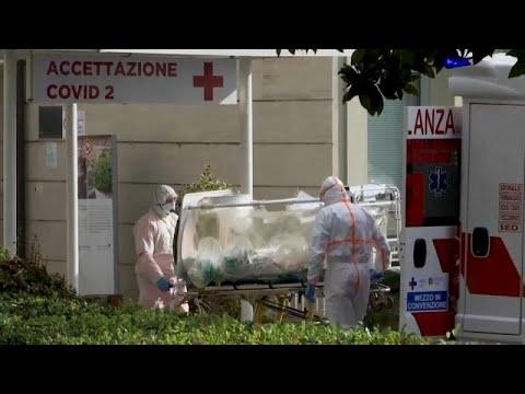 Τις νοσοκομειακές δομές της επεκτείνει η Ιταλία