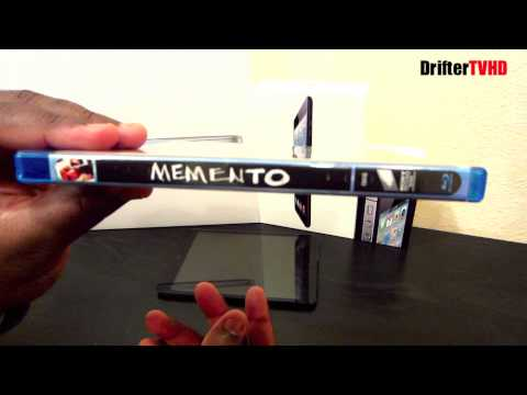 Memento Blu Ray: 1 Minute Unboxings On DrifterTVHD