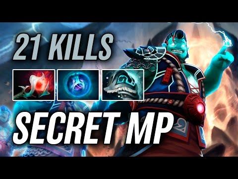 MP • Storm Spirit • 21 kills — Pro MMR