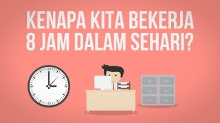 Ini Alasannya Mengapa Anda Sebaiknya Bekerja Selama 8 Jam per Hari