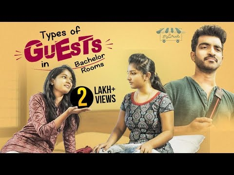 Video Types Of Guests In Bachelor Rooms || 2018 Latest Telugu Comedy Video || Thopudu Bandi download in MP3, 3GP, MP4, WEBM, AVI, FLV January 2017