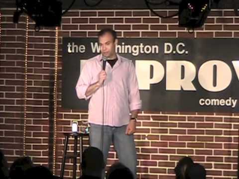 Stand Up Comedy: Keith Alberstadt