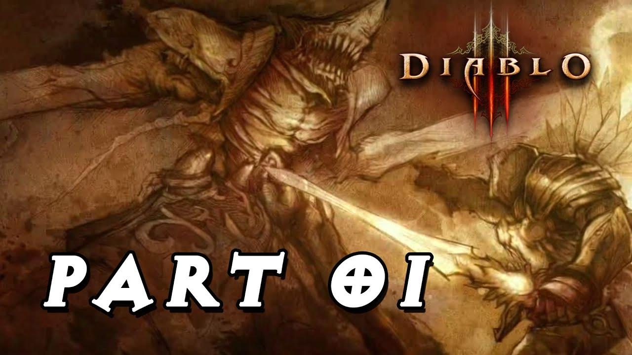 [Let's Play] Diablo 3: UEE – Part 01 – Neu-Tristram