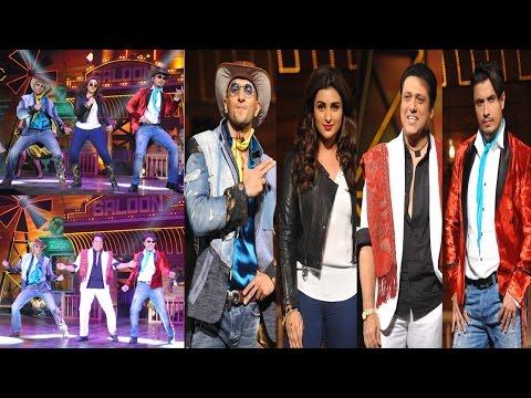 Ranveer, Parineeti, Govinda, Ali Zafar At Song Launch Of Movie Kill Dil