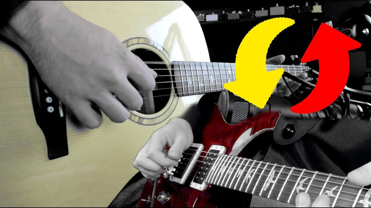 If Acoustic Riffs Were Metal Riffs