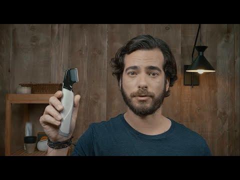 PANASONIC ER-GD60-S503 - Tondeuse à barbe - Vidéo produit Vandenborre.be