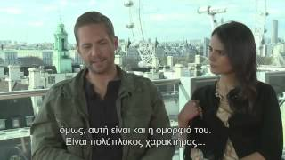 Nonton Paul Walker and Jordana Brewster on MTV Greece Fast and Furious 6 Film Subtitle Indonesia Streaming Movie Download