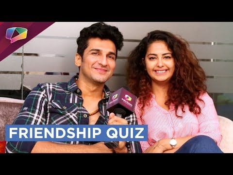 Avika Gor And Manish Raisinghan Take Up The Friendship Quiz | EXCLUSIVE