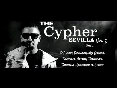 #CYPHERSEVILLA LLEGA A SU VOLÚMEN 2