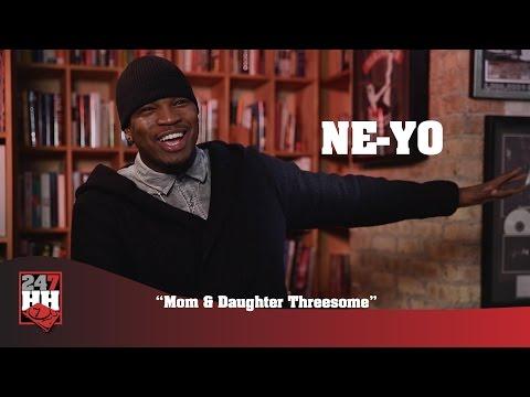 Ne-Yo - Mom & Daughter Threesome (247HH Wild Tour Stories)
