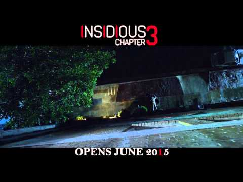 INSIDIOUS: CHAPTER 3 - Official Trailer