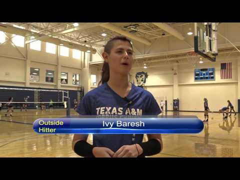 Volleyball Looks to Keep Streak Alive vs. Stephen F. Austin
