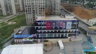 Okan Üniversitesi Diş Hastanesi açılışı Başbakanımız Sayın Binali Yıldırım'ların teşrifleri ile açıldı
