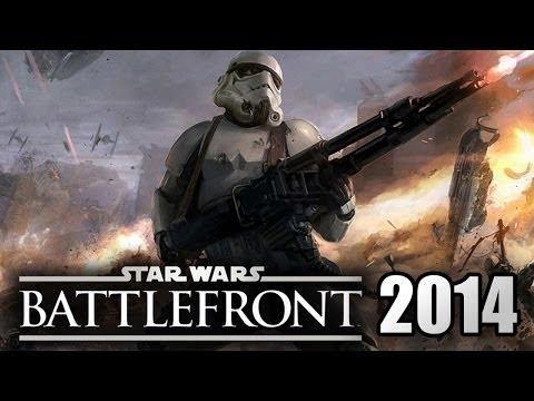 Star Wars HQ – Star Wars Battlefront 3 2014 (SWBF3) Release Date! Open World Coruscant & Zombies!