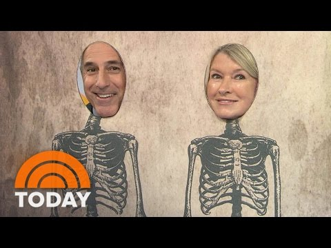 Martha Stewart's DIY Spooky Halloween Decorations And Recipes | TODAY