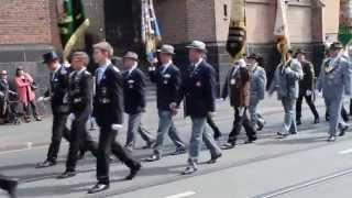 Bilker Schützen - Möschesonntag 2015