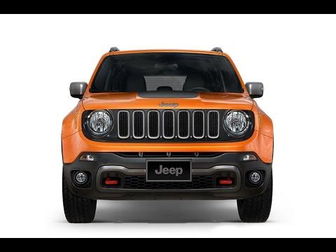 Jeep Renegade apresenta campanha