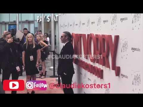 "Jack Black, Rooney Mara & Joaquin Phoenix ""Don't Worry He Won't Get Far on Foot"" Premiere Red Carpet"