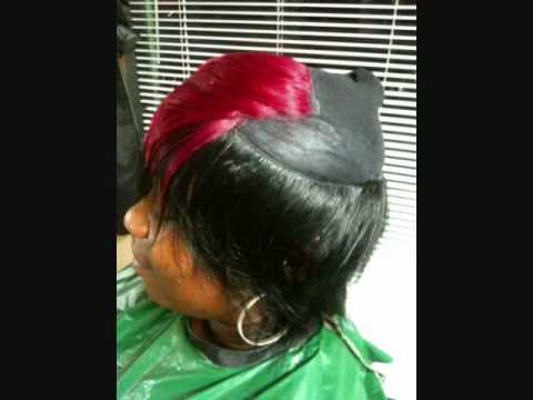 27 piece quickweave remixed 28 with a Ponytail