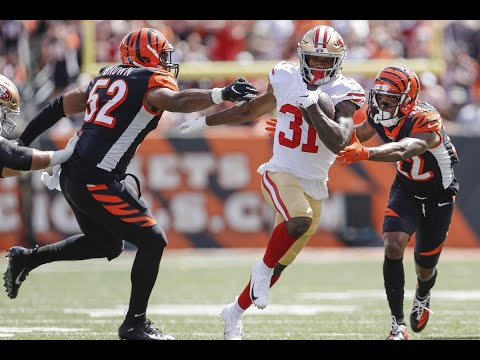 49ers Destroy the Bengals!
