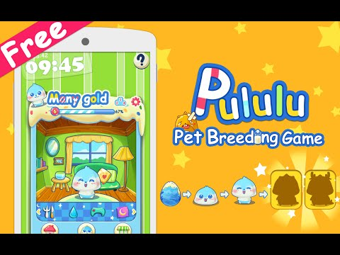 Video of Pululu Cute Pet Casual Game