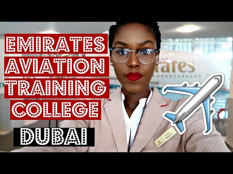 Sneak peak into Emirates training college