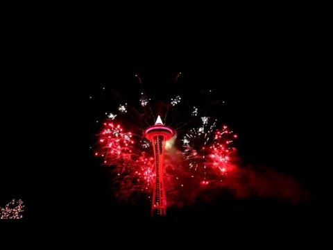 SPACE NEEDLE 2016