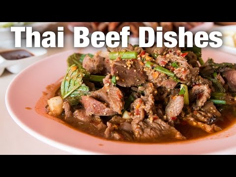 Fantastic Thai Beef Dishes in Udon Thani (อุดรธานี)
